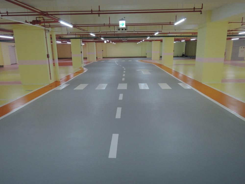 耐美樹脂地板
